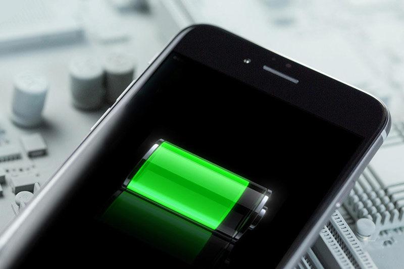 Состояние батареи