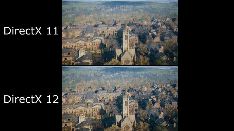 Сравнение DirectX 11 и DirectX 12