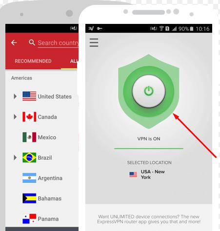 VPN на Android