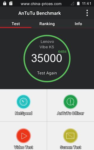 Тестирование смартфона Lenovo K5