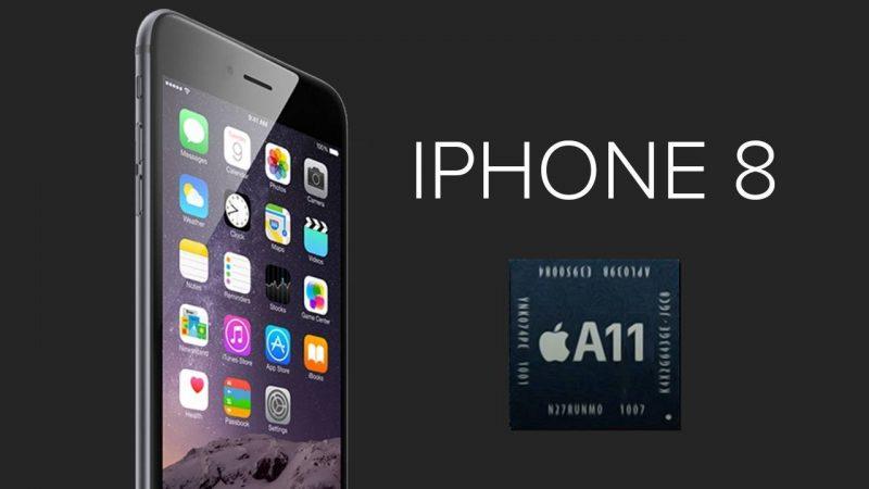 чем айфон 7 отличается от 8